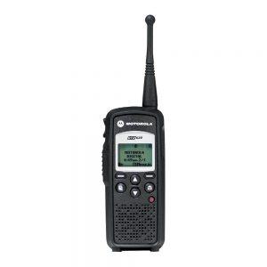 Radio digital de dos vías para comunicación en sitio DTR 620
